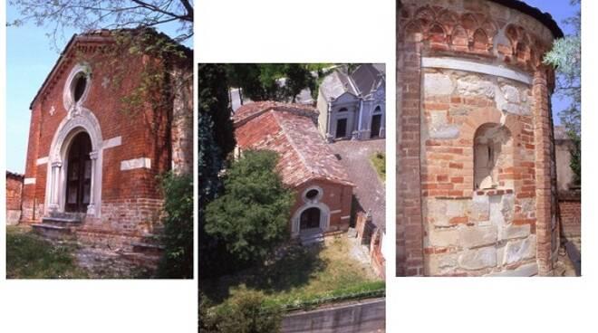 chiesa romanica scandeluzza luoghi cuore FAI