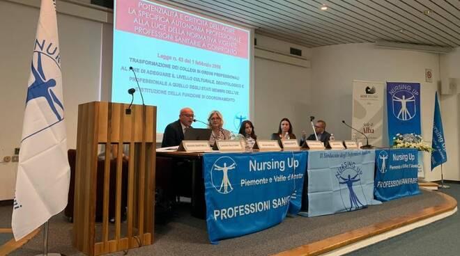 convegno nursing up alba
