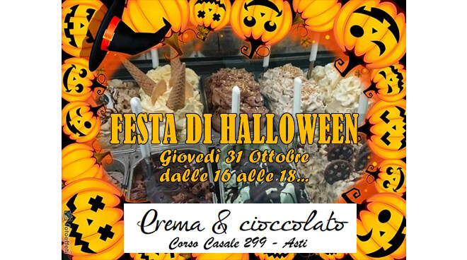 crema e cioccolato halloween 2