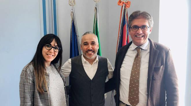 Fabio Carosso ha incontrato il Presidente della Fondazione Agrion Giacomo Ballari.