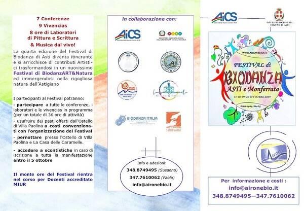 festival biodanza