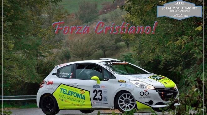 giovo gardino rally piemonte 2019