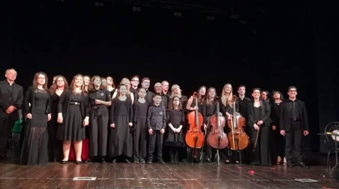 La cantata del Caffè Asti Sistema Orchestra