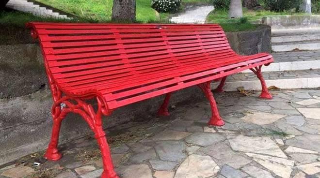 panchina rossa repertorio