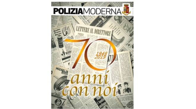 polizia moderna rivista