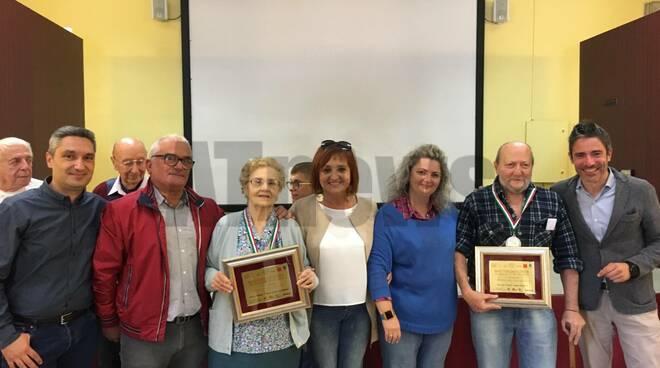 Premiazione Masterchef Over casa di riposo città di Asti