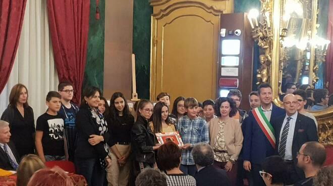 scuola san damiano premio piazzalfieri