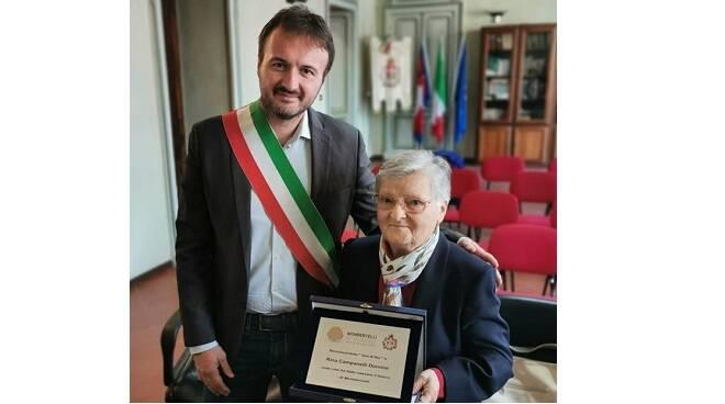 uno di noi mombercelli Rina Campanelli Donnini