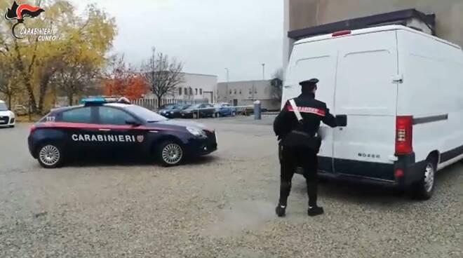 arresto banda del buco alba