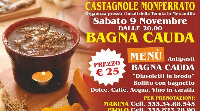 bagna cauda castagnole monferrato