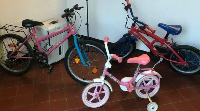 Bici donate
