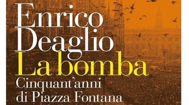 A Canelli il ricordo della bomba di Piazza Fontana con Enrico Deaglio - ATNews