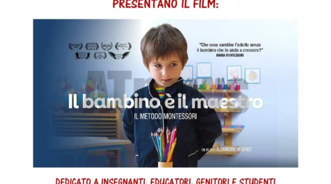 IL BAMBINO E\' IL MAESTRO: INVITO AL CINEMA DALL\'AIMC DI ASTI