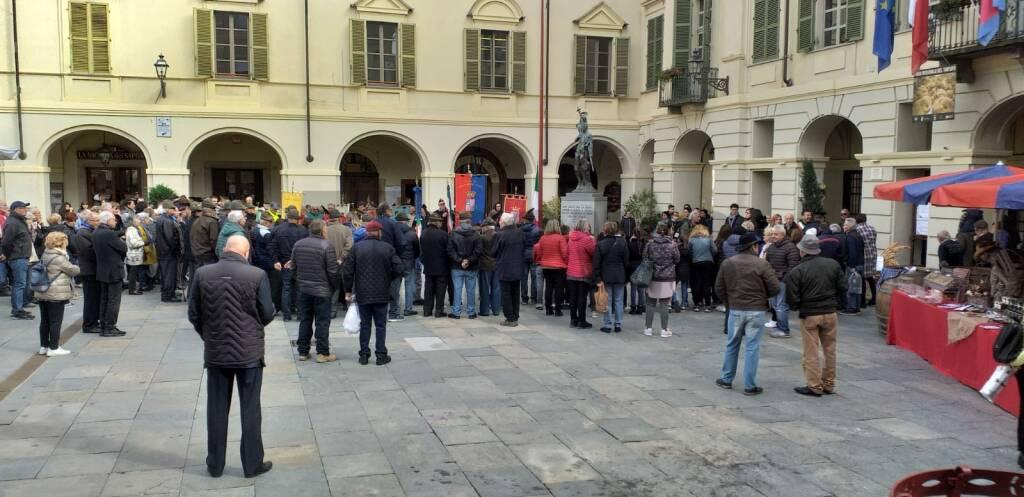 Commemorazione 4 novembre San Damiano d'asti