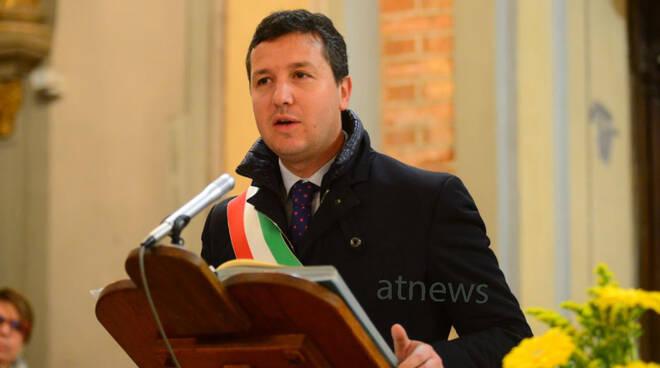 davide migliasso - sindaco di San Damiano