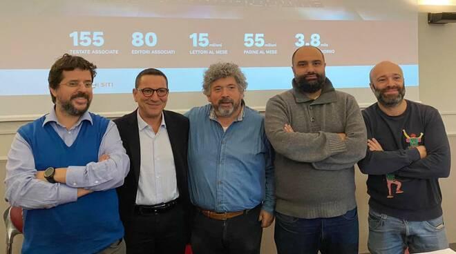 Direttivo Anso, Marco Giovannelli, 2019