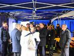 Esercitazione del Reparto di Soccorso dei Carabinieri ad Asti