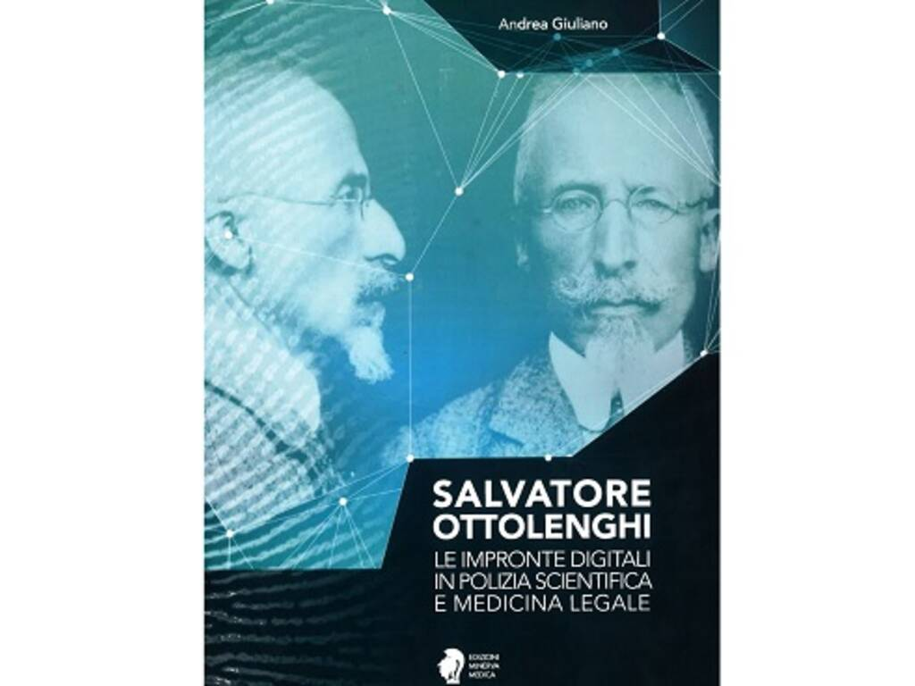libro andrea giuliano polizia scientifica