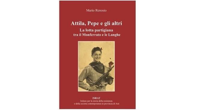 lotta partigiana tra monferrato e langhe libro Mario Renosio