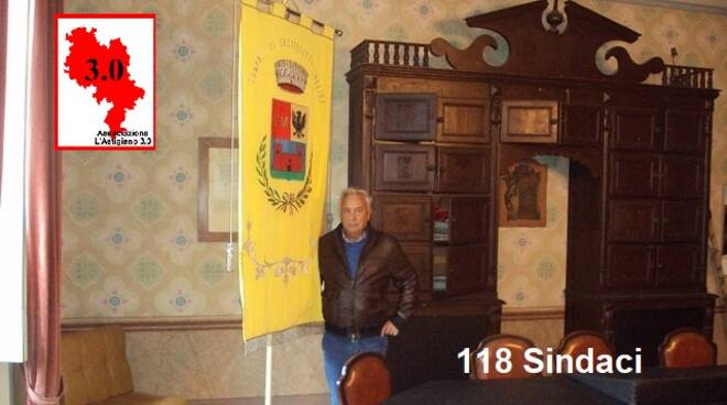 Marcello Piana sindaco di castelletto molina