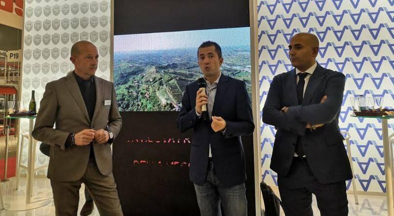 Marco Gabusi e Andrea Tronzano al Simei 2019