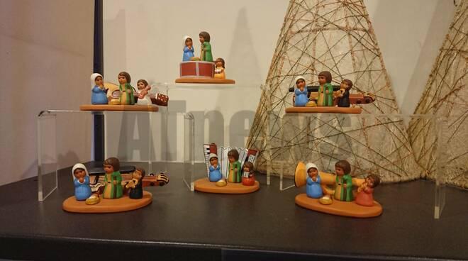 Mostra presepi Natale nel Mondo: i Presepi Equo e Solidali