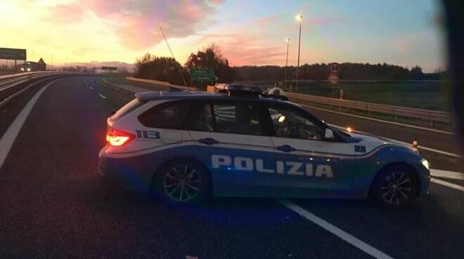 polizia stradale asti a26