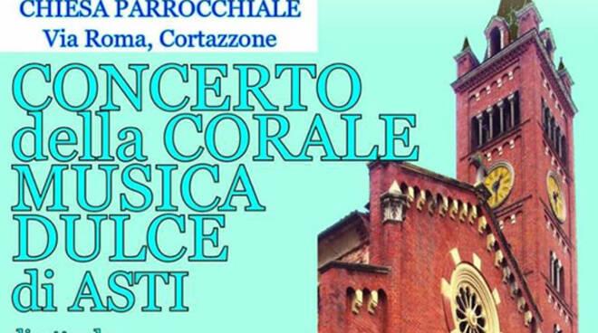 Pro Loco Cortazzonese corale Musica Dulce,