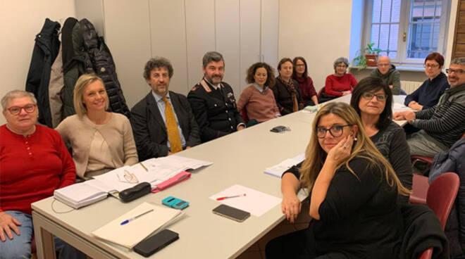 riunione antiviolenza alba