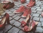 scarpe rosse san damiano
