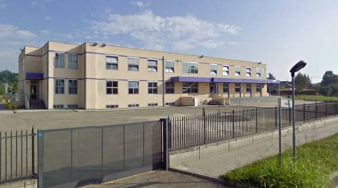 scuola dalla chiesa nizza monferrato