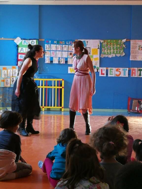 scuola serravalle Antigone