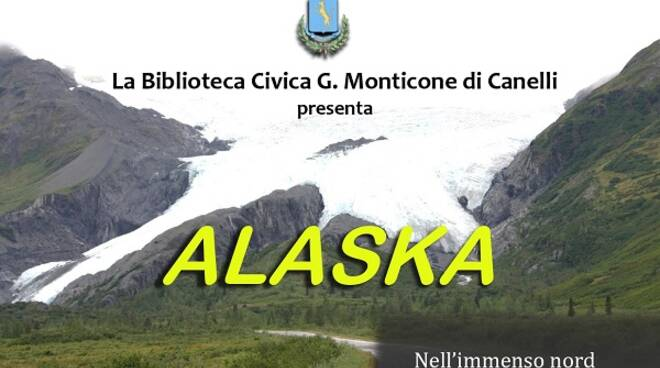 viaggio in alaska biblioteca monticone canelli