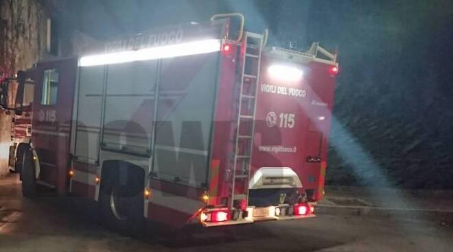 vigili del fuoco repertorio notturna