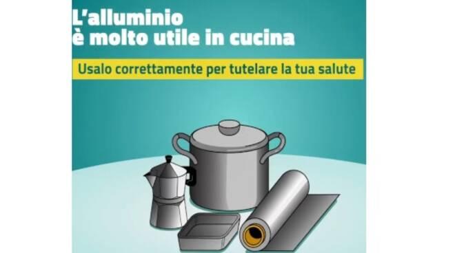campagna alluminio ministero salute