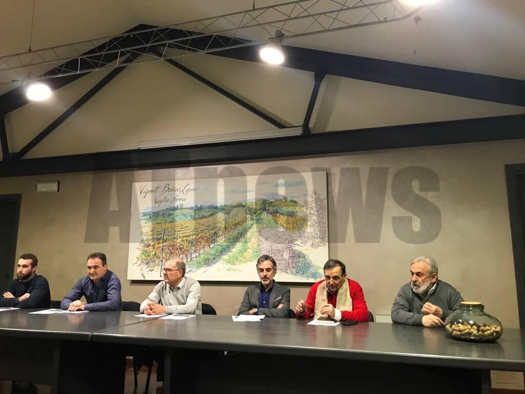 La Cantina di Vinchio-Vaglio chiude positivamente l'anno e guarda al 2020 con una Big Bench a Monte del Mare
