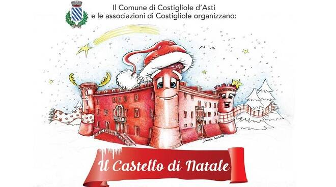 castello di natale 2019