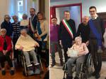 centenari a Valfenera e Calstel d'Annone