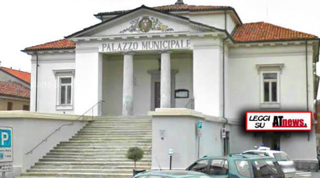 comune di villanova, palazzo del comune