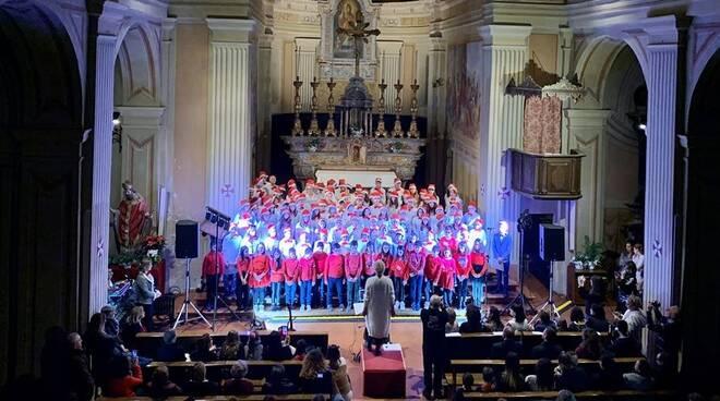 concerto scuole natale mombercelli