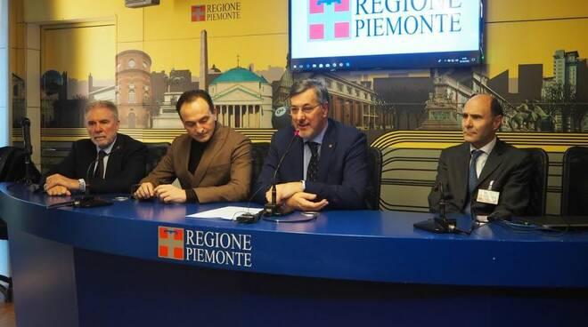 """conferenza stampa in Regione Piemonte """"Adotta un medico"""""""