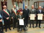 Consegna delle Onorificenze al Merito della Repubblica Italiana 2019