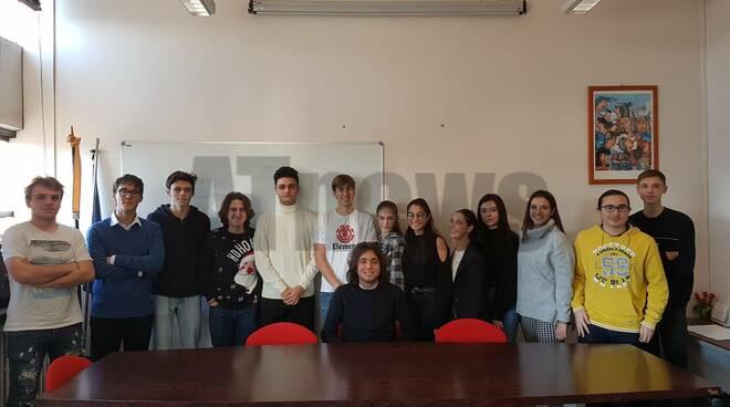 Consulta provinciale studenti Asti 20192020