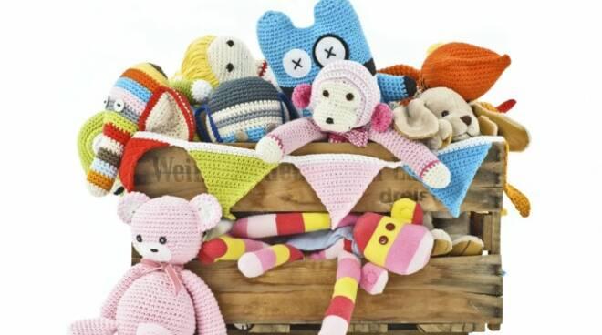 giocattoli usati