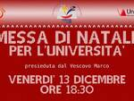messa di natale università 2019
