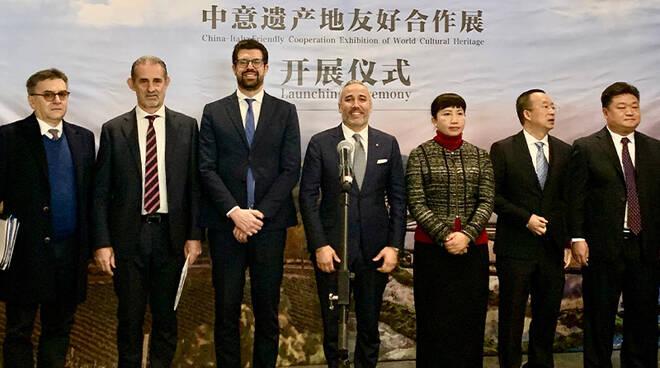 Missione UNESCO in Cina - Cultura e vino: il Piemonte in marcia sulla Nuova Via della Seta