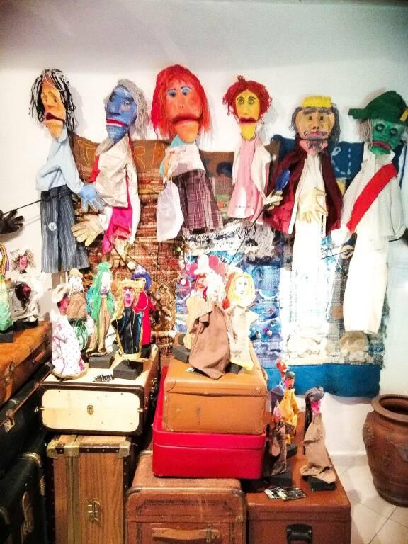 museo dei burattini monale