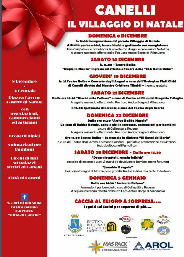 natale 2019 a canelli