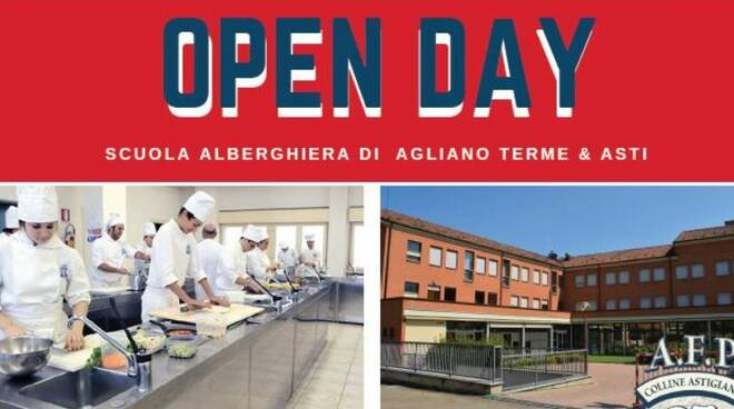 Open School AFP Colline Astigiane