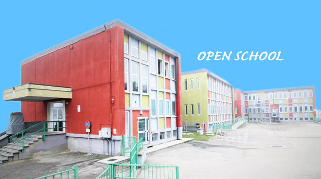 open scool scuola media san damiano